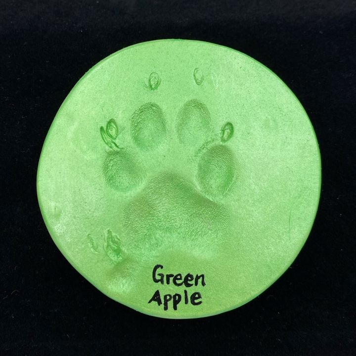 Clay Paw Green.jpg